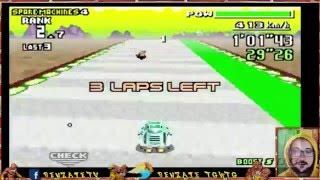 15 ans de GBA ! Mieux que la F1: F-zero Maximum Velocity