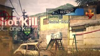 DNZ - NEVER FINISHED MW2 MONTAGE