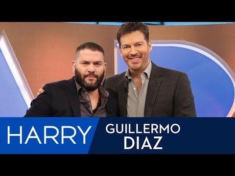 WEB EXCLUSIVE: Guillermo Diaz is Going Full Beard
