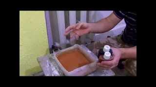 видео Облицовочная фасадная и напольная плитка из камня: мозаичная плитка и виты тротуарной плитки из камня