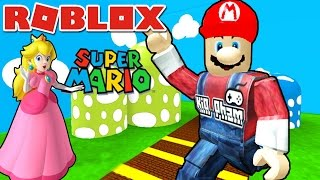 Roblox | RESCUE The PRINCESS-The Super Mario World Adventure | Kia Breaking
