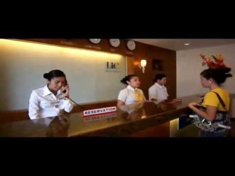 front office procedures by University of Cebu main campus summer 2012.mp4