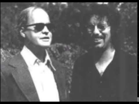 """Jules de Corte met trio Louis van Dijk, Radioprogramma (36) """"Vogel, toen het lente was"""" (1973-1974)."""