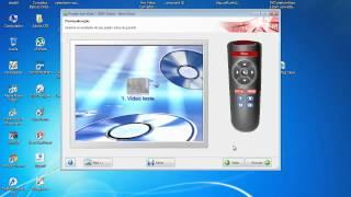 Criar seu próprio DVD de video usando Nero 7