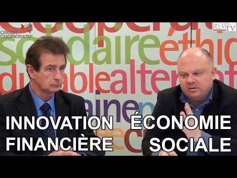 [Crédit Coopératif] L'innovation financière au profit de l'économie sociale