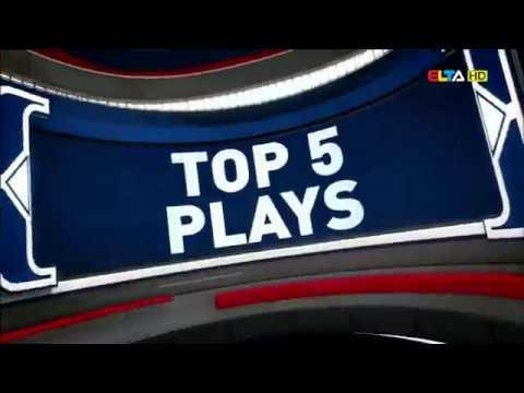 愛爾達電視20181110 NBA精彩好球 入榜三球