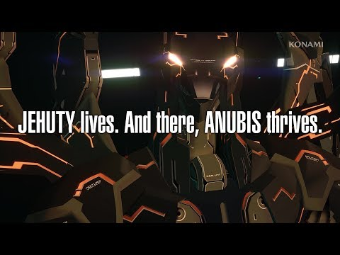 Zone of the Enders: The 2nd Runner M∀RS - Debut Trailer (Full version)