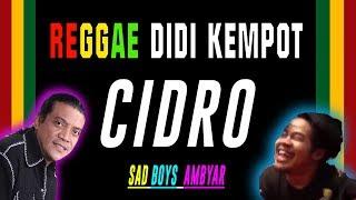 Reggae Cidro - Didi Kempot