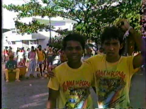 Carnaval Itororó - Fim da década de 80 - Parte 7