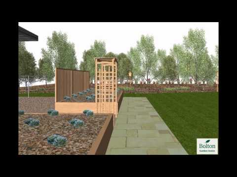 Bolton Garden Centre GardenStory 3D Walkthrough