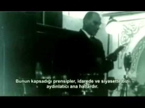 Atatürk Kurana Hakaret Ediyor ...TBMM Arsiv Vidyo