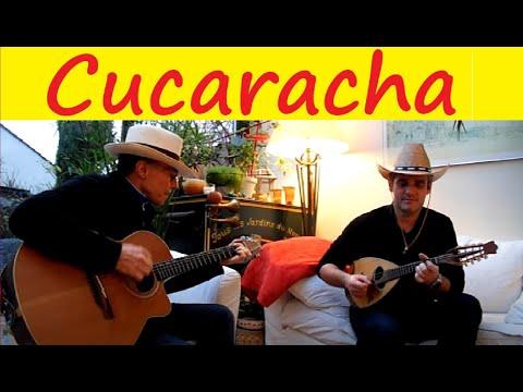 Mandoline et Guitare - Cucaracha - (chant traditionnel Espagnol)