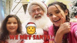 We Met Santa 🎅 (WK 360.6) | Bratayley