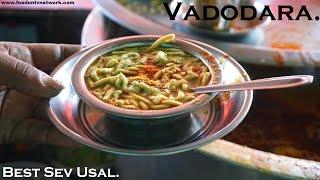 Best Sev Usal in Vadodara By Street Food & Travel TV India IFTT S2EP8 with Nikunj Vasoya