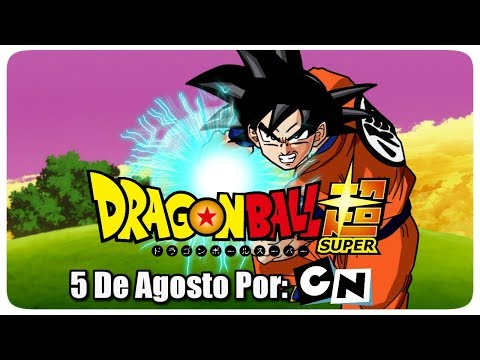 Trailer Oficial|Dragon Ball SUPER |Español Latino En Cartoon Network