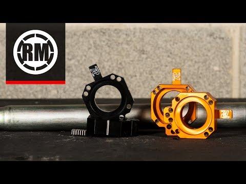 Ride Engineering CRF Axle & Block Kit For KTM/Husqvarna