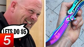 10 Times The Pawn Stars Scammed Customers Horribly!
