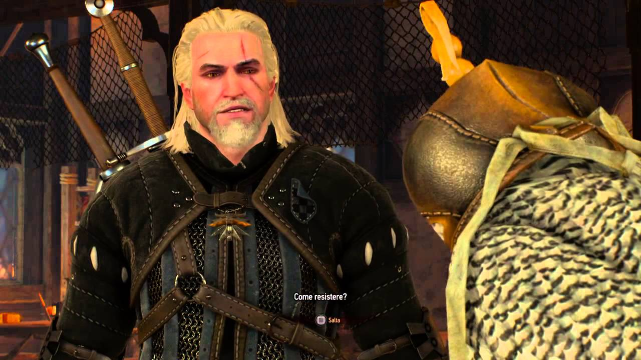 witcher 3 how to get wolf gear early