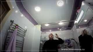 157 Ремонт ванной в желтой хрущевке на Черной речке