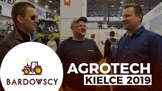 AGROTECH KIELCE 2019 – ROLNICZY YOUTUBE W KOMPLECIE! (VLOG#18)