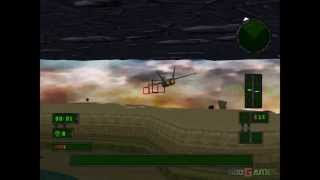 Independence Day - Gameplay PSX (PS One) HD 720P (Playstation classics)