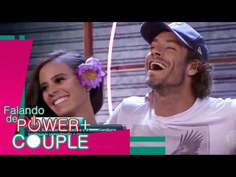 🔴🔥LORENA e DIEGO arrogantes?; ANDRESSA e NASSER em PERIGO - POWER COUPLE BRASIL Programa 25/04/2017
