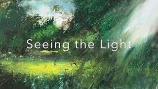 Seeing the Light – an Art Demonstration with artist Kieran Stiles