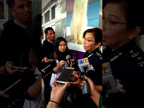 BUKIT AMAN RAID IMADI PET SHOP SHAH ALAM & PRESS CONFERENCE 12/01/18