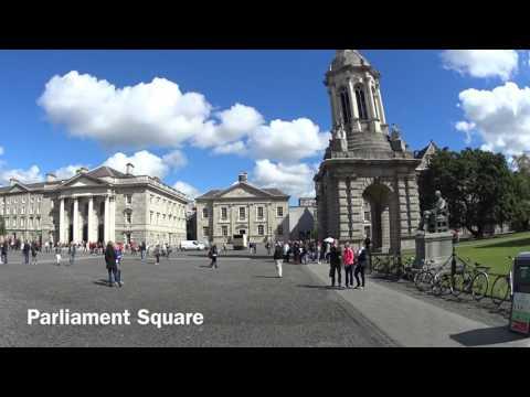 Up Close ~ Trinity College Dublin