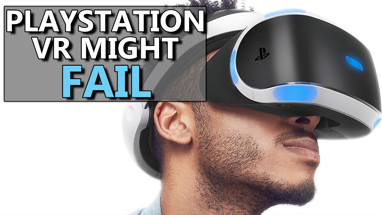 Why Playstation VR Might Fail! - YouTube