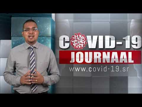 Het COVID 19 Journaal Aflevering 122 13 Januari