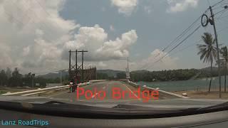 Dapitan City - Dipolog City Short Drive May 2017
