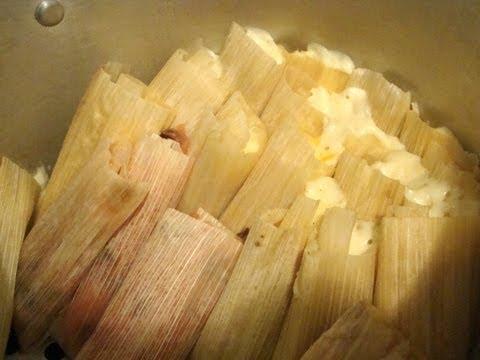 Receta de masa para tamales con maseca 4