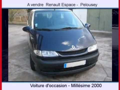 achat vente une voiture occasion renault espace pelousey youtube. Black Bedroom Furniture Sets. Home Design Ideas