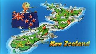 Города Новой Зеландии, Жильё, Работа, Климат и тд.