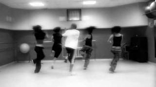Wacking dance routine (THANKS to kineticpholosopher)
