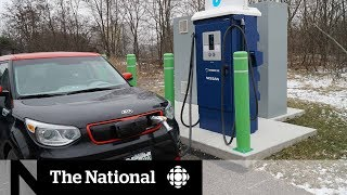 Are electric vehicles ready for the mainstream in Canada?