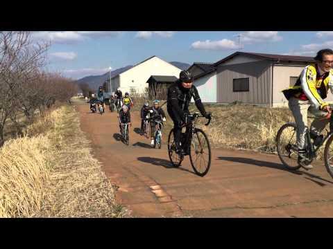 自転車工房いのうえ主催りんりんロード&真壁ひな祭り散走