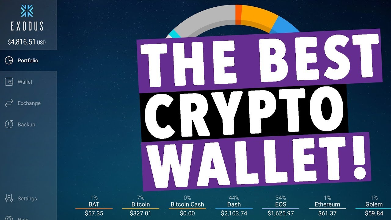 best external cryptocurrency wallet
