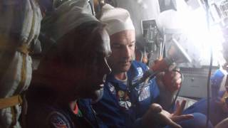 Launch Preparations with Astronaut Jeff Williams