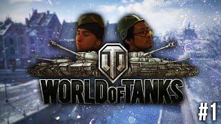 CHOC DES BLINDÉS 2 : L'ENTRAINEMENT - World of Tanks #1