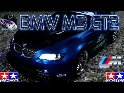 tamiya bmw m3 gt2 dark blue project youtube. Black Bedroom Furniture Sets. Home Design Ideas