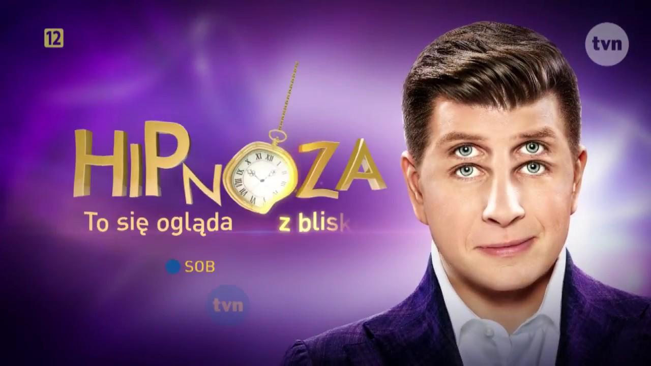 """""""Hipnoza""""  – takiego programu jeszcze nie było! Oglądaj dziś o 20:00 w TVN!"""