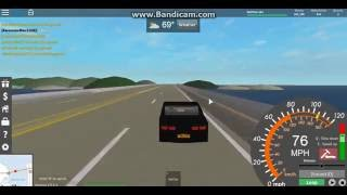 Roblox - UDU Driving | CAPE HENOPLEN TO GERARD FERRY | Part 1