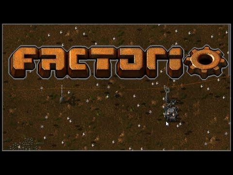 Factorio :: Solar Panel Array - Episode 17