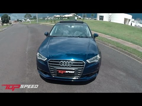 Audi A3 Sedan Ambition 1.8 TFSI | Canal Top Speed