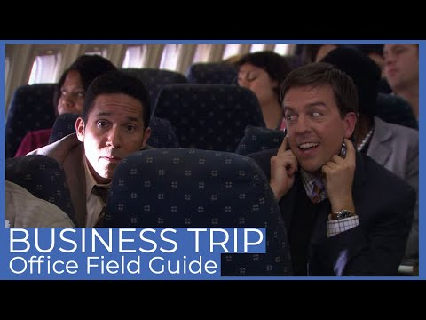 Business Trip - The Office Field Guide - S5E8