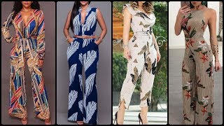 Latest Jumpsuit Designs || Jumpsuits For Women ||Latest Jumpsuit For Girls || Latest fashion $ style
