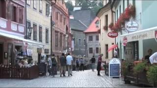Weltkulturerbe in Tschechien: Krumlov / Krummau, Schloss und Altstadt