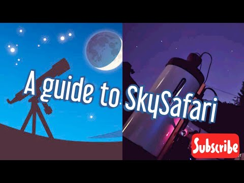 A Guide to SkySafari 6 Plus